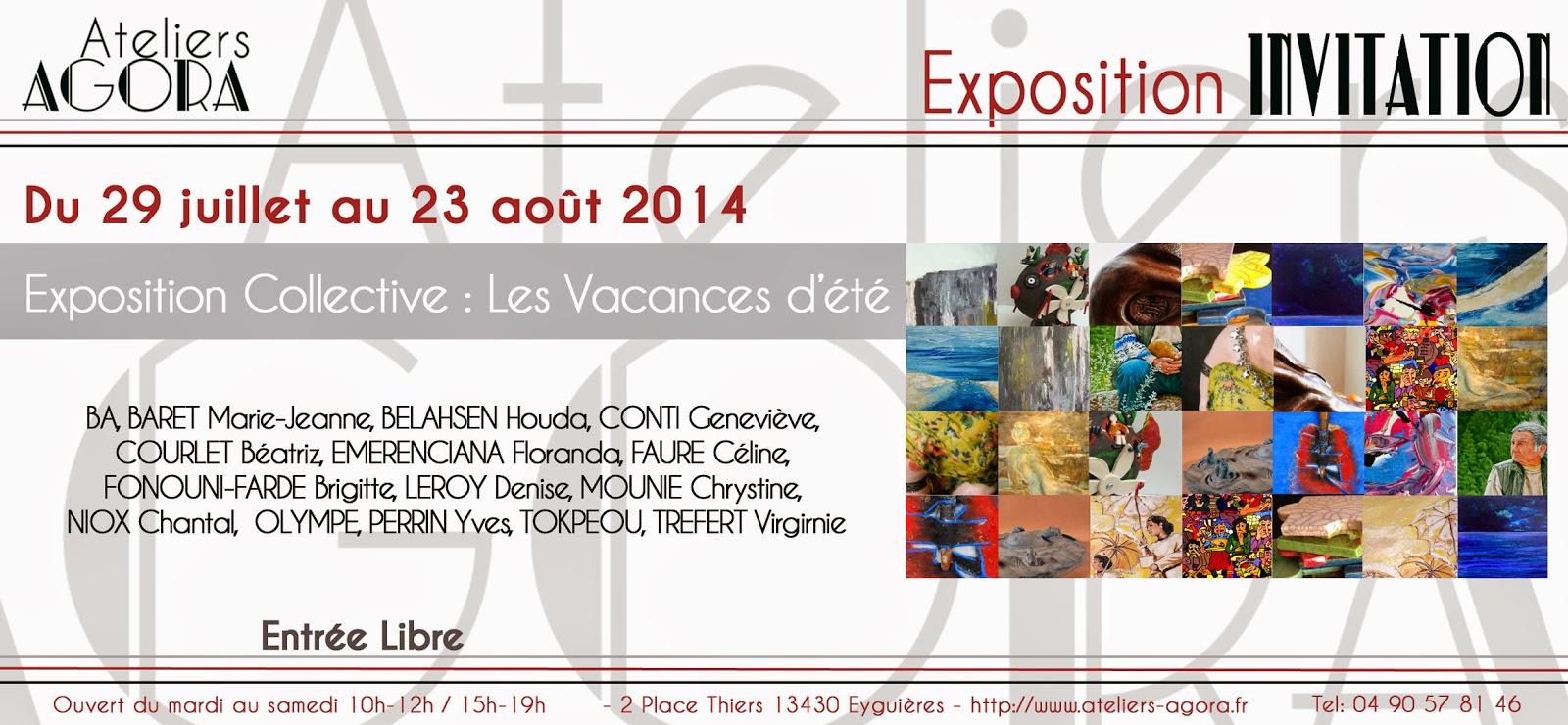 http://ateliersagora.blogspot.com/2014/07/29-juillet-30-aout-expo-thematique-les.html