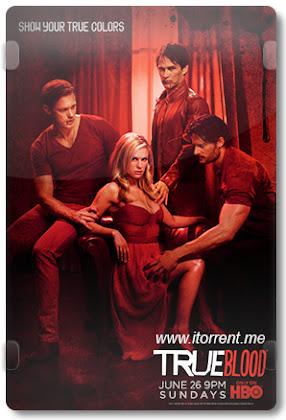 True Blood 4ª Temporada: Completa