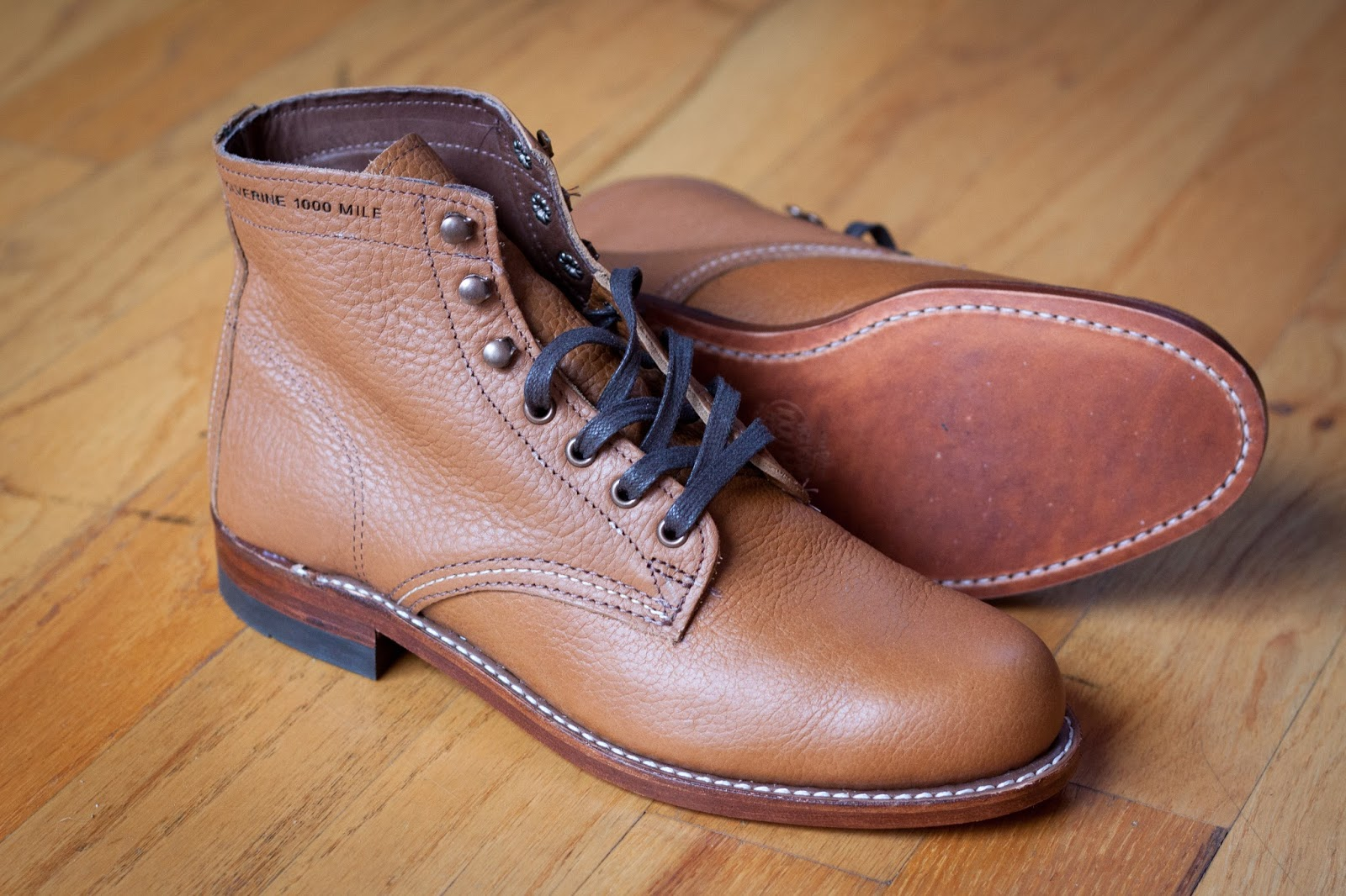 8d7d64897c4 In Review: Wolverine Centennial 1000 Mile Boot