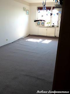 Schlafzimmer Teppichboden