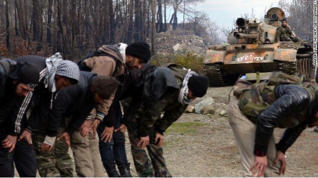 Pejuang Suriah Alami Kemajuan Di Hama, Merebut Kota Soran Dari Tangan Rezim Nushairiyah
