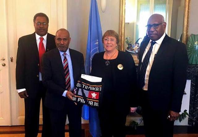 Menanggapi Nota Protes Keras Indonesia, Vanuatu Tegaskan 'Tidak Ada Langkah Manipulatif'