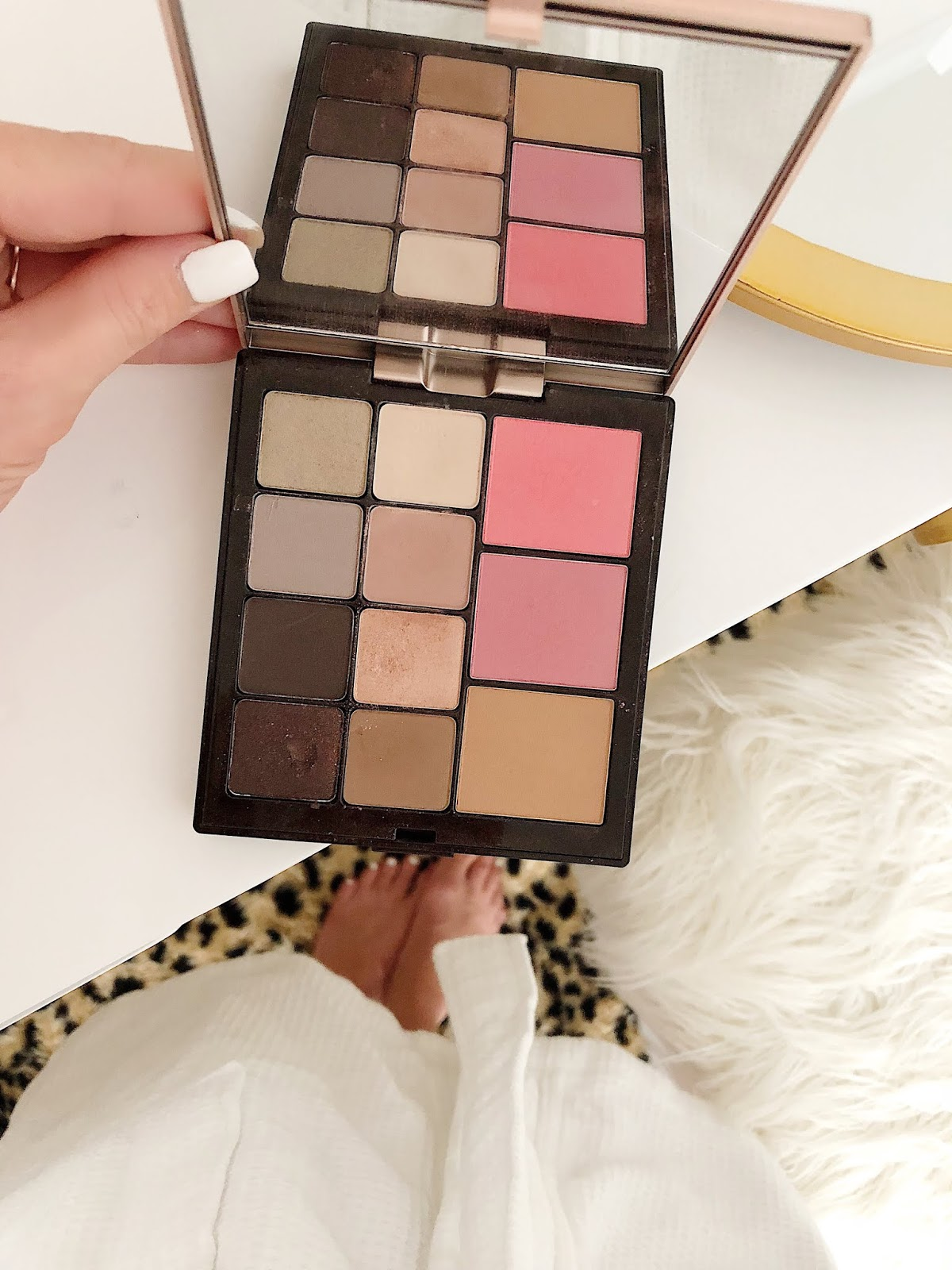 Nordstrom Anniversary Sale 2018 Laura Mercier Eye and Cheek Palette - Something Delightful Blog