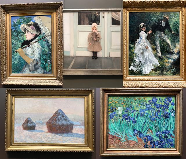 Paintings at the J. Paul Getty Museum