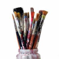 Artist brushes artist tips