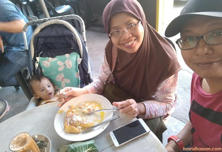Kopitiam Kita, Kedai Makan Popular untuk Bersarapan di Kota Bharu