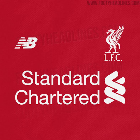 f7ad01be9 Liverpool New Balance 2018-2019 Goalkeeper Jerseys. The New Balance  Liverpool 18-19 goalkeeper home kit will be  Viper  (likely Yellow) ...