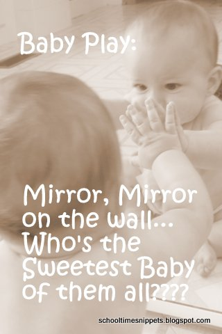 mirror play for babies