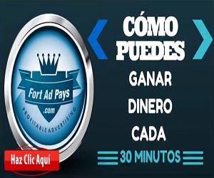 Fort Ad Pays, Gana Dinero Cada 30 Minutos