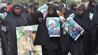 Demo Besar-besaran terhadap Pemerintah Nigeria, 400 Penganut Syiah Ditangkap