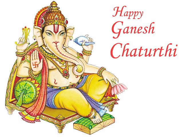 Happy Ganesha Chaturthi Images 2016