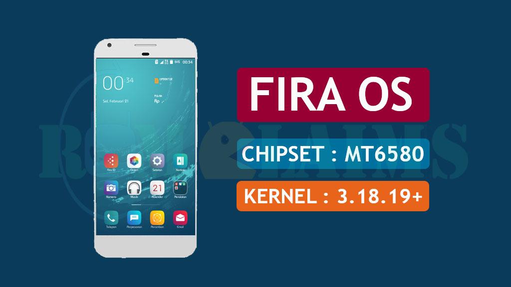 MT6580] [6 0 1] Fira OS Custom Rom For Lava Iris 820 - Kumpulan ROM