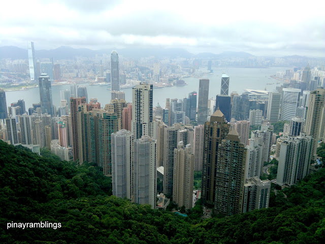 The Peak, Hongkong