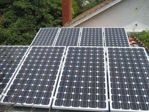 decorar apartamento Painéis Solares