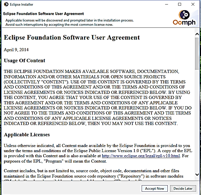 Programacion Facil: Instalar JAVAFX (E(fx)clipse) en Eclipse Oxygen