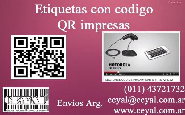 Distribuidora de etiquetas adhesivas Argentina Lectores de códigos de barras – Impresora Sato