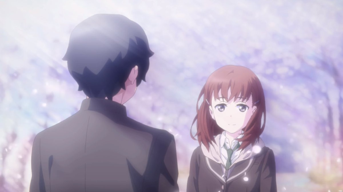 Halo Minna San Masih Bersama Dengan Saya Yang Kali Ini Akan Mengulas Review Salah Satu Anime Favorit Rilisan Fall 2017 Berjudul Just Because