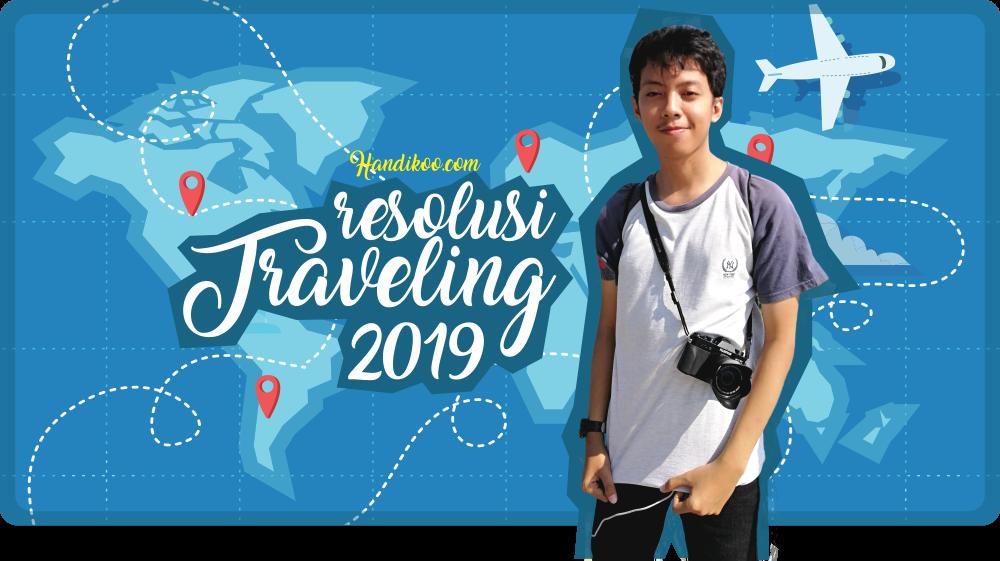 Cerita Tentang Resolusi Traveling 2019 dan RedDoorz Impian!