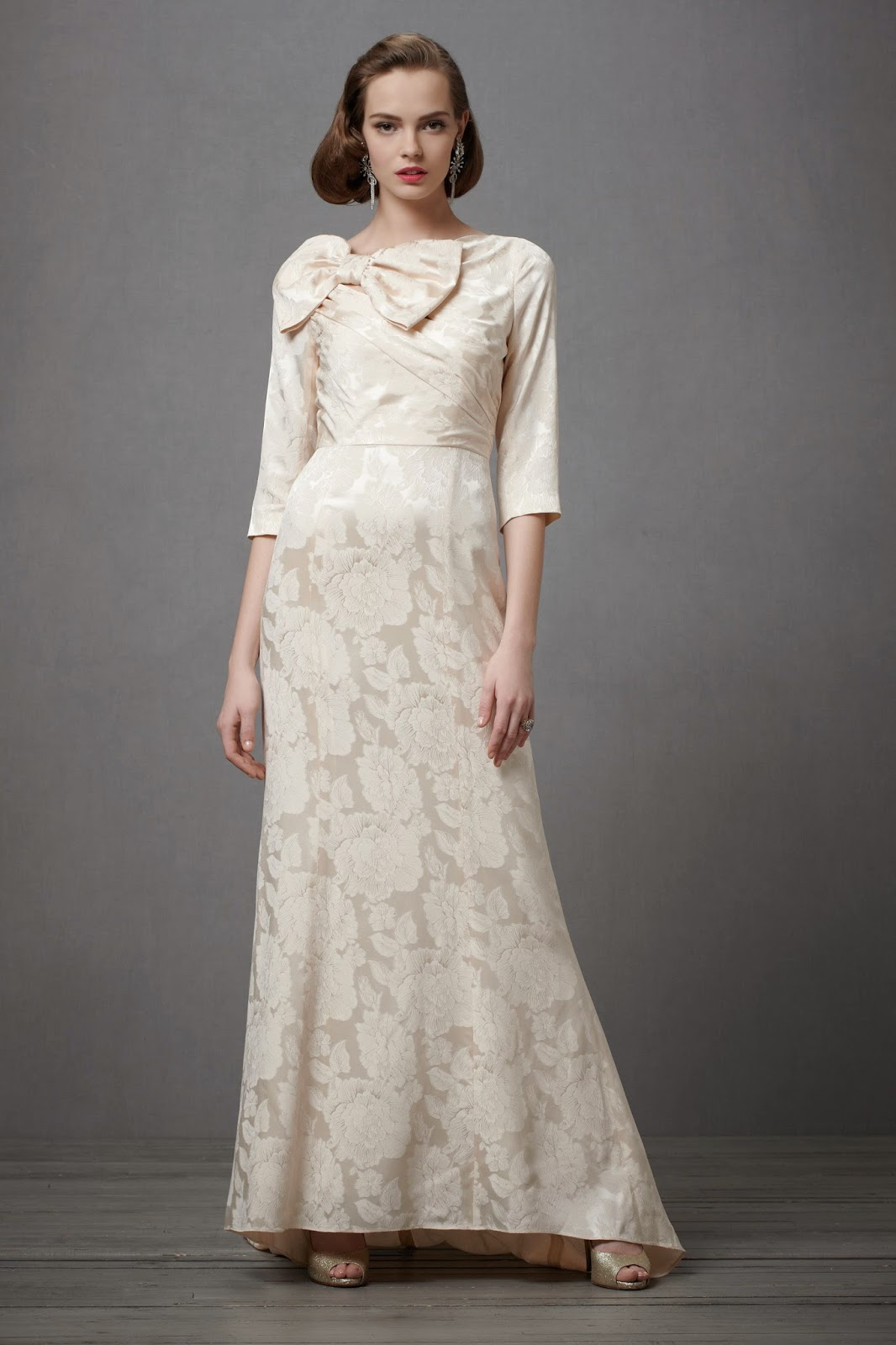 Dresses For Weddings Mothers Over 40 Simple Wedding Gowns Second Marriage