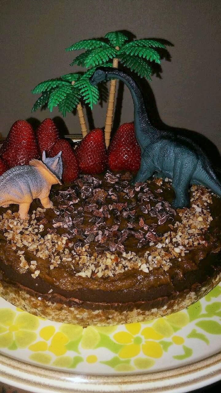 Raw Vegan Birthday Cake Happy Birthday Baby Boy