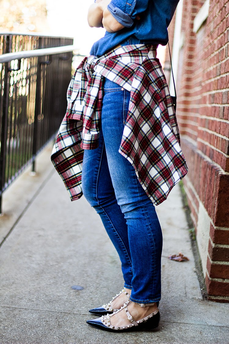 Plaid (+ L.L. Bean Scotch Plaid Shirt Review)