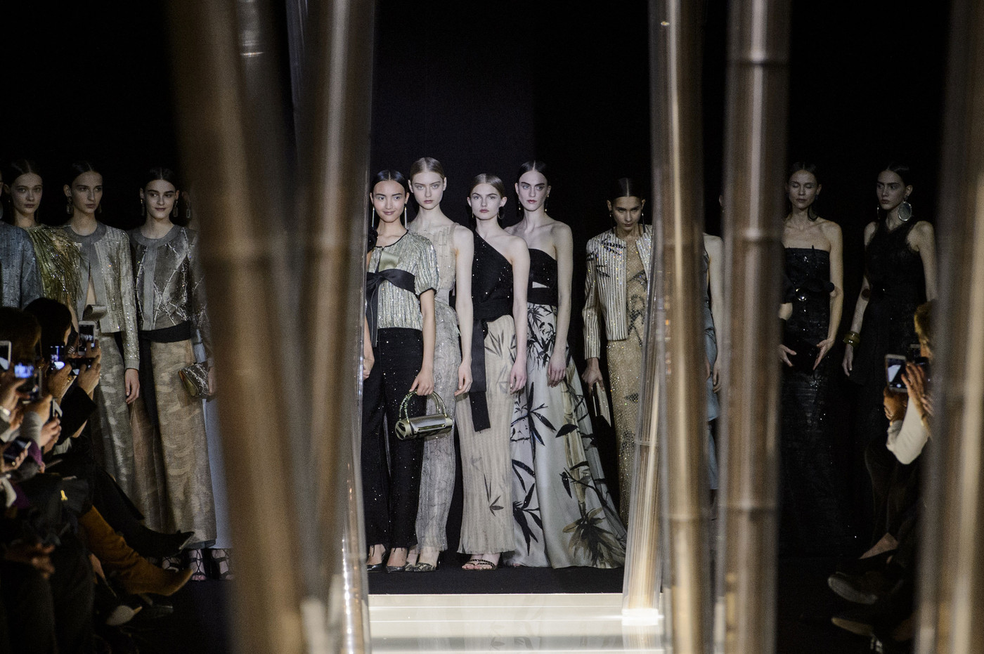 Armani Prive Spring/Summer 2015 Couture collection
