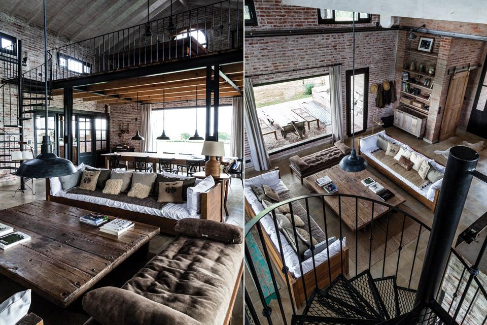 Un blog de decoraci n a mi manera casa de campo e - Decorador de casas ...