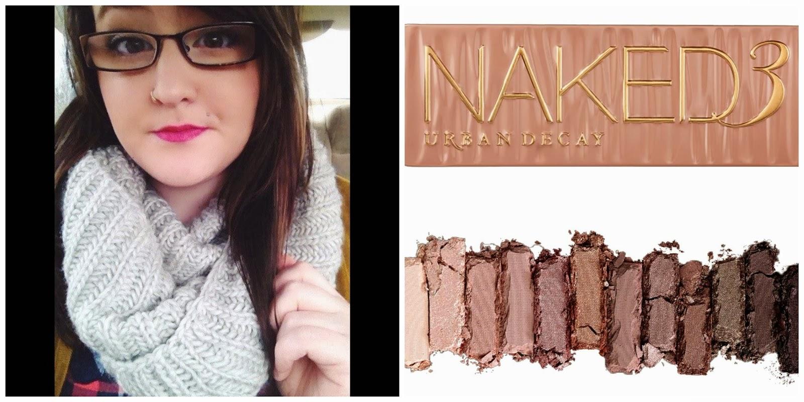 WIN (ended) - Naked 3 by Urban Decay giveaway! (or paypal for non US winner)