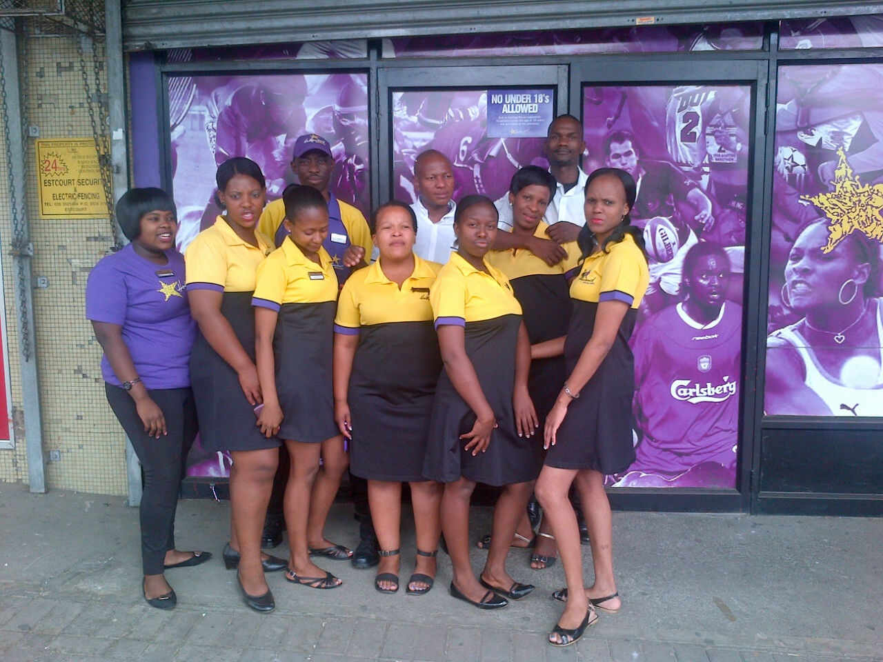 Hollywoodbets Estcourt - Team Members - Staff