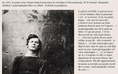 A roland barthes en su centenario el blog de jos fari a for Chambre claire roland barthes