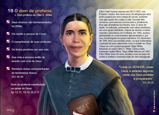 Ellen White profeta
