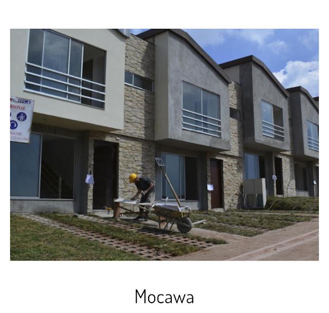 CONJUNTO RESIDENCIAL MOCAWA, MANIZALES