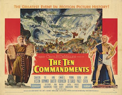 THE TEN COMMANDMENTS (1956): A Burning Bush of Nagging Questions
