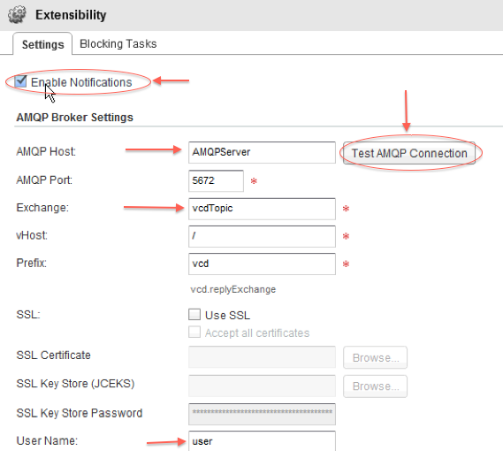 Just Another IT blog: Enabling notification on vCloud Director