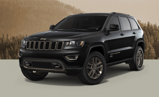 2017 jeep grand cherokee review car and driver review. Black Bedroom Furniture Sets. Home Design Ideas