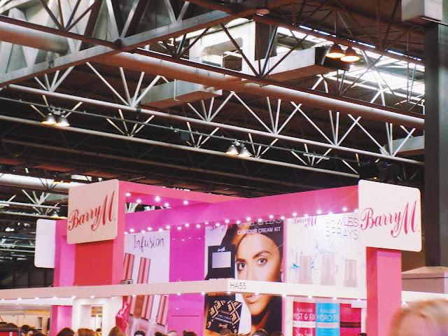 Clothes Show at Birmingham NEC