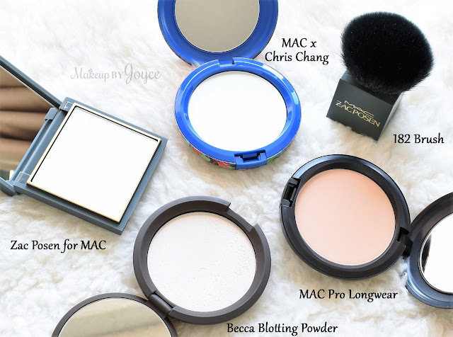 Battle of the Translucent Blotting Mattifying Setting Powders Collection Review
