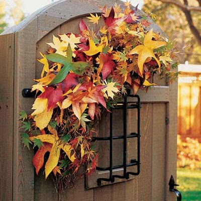 Inspire Bohemia Fall And Thanksgiving Wreaths