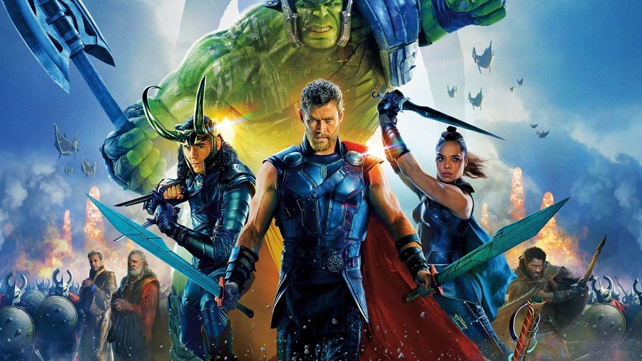 Filme Thor - Ragnarok 4K Ultra HD Dublado para download torrent 4K Bluray UltraHD