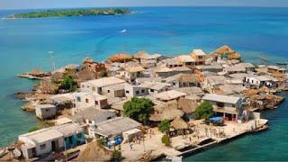 Σάντα Κρους ντελ Ισλότε: Το πιο πυκνοκατοικημένο νησί