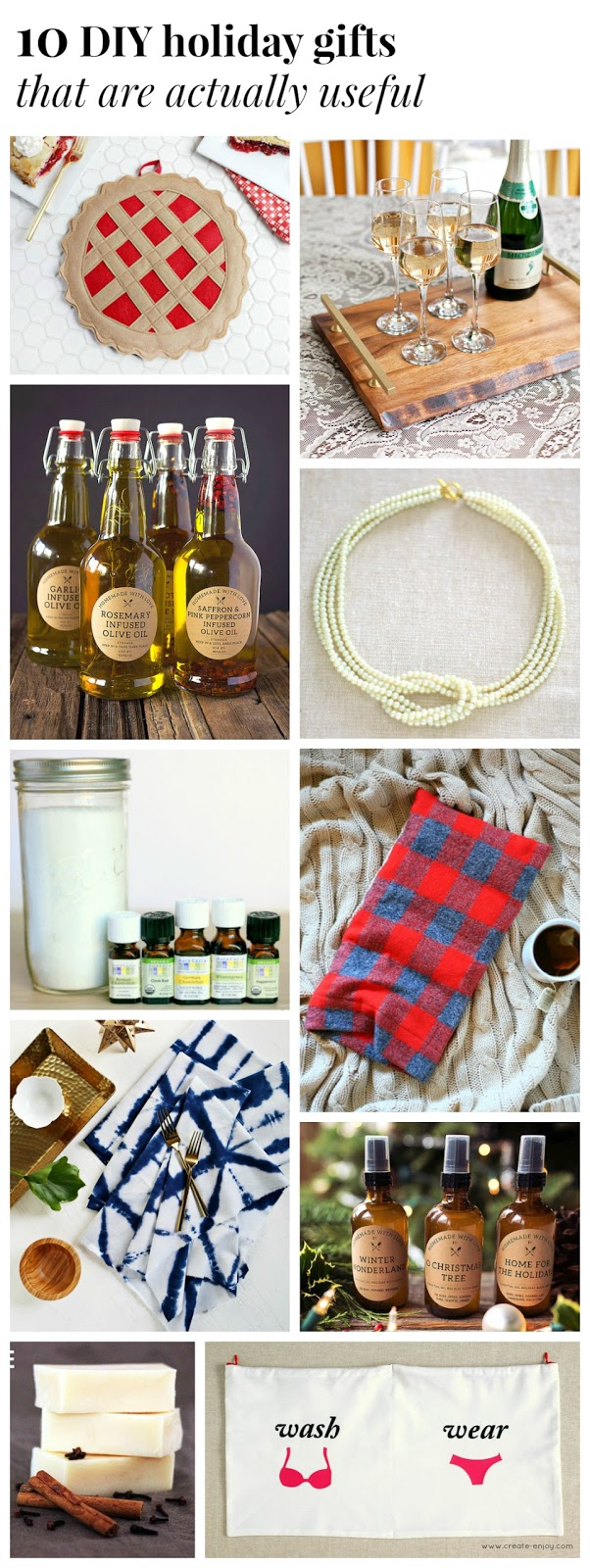 DIY gifts that are actually useful (DIY gift guide ...