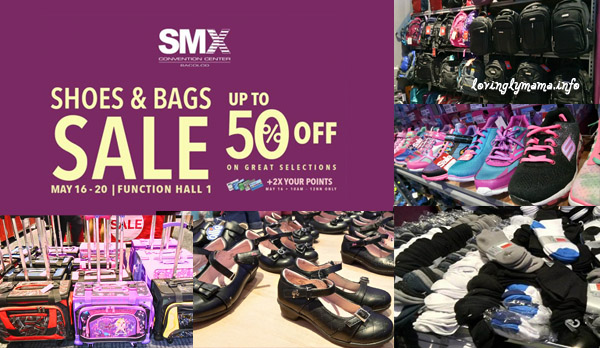 school opening - SMX Shoes and Bags Sale