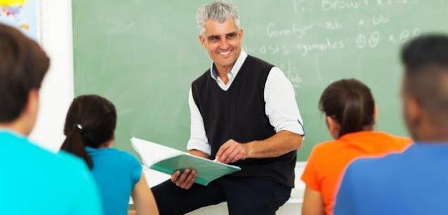 تعريف المعلم