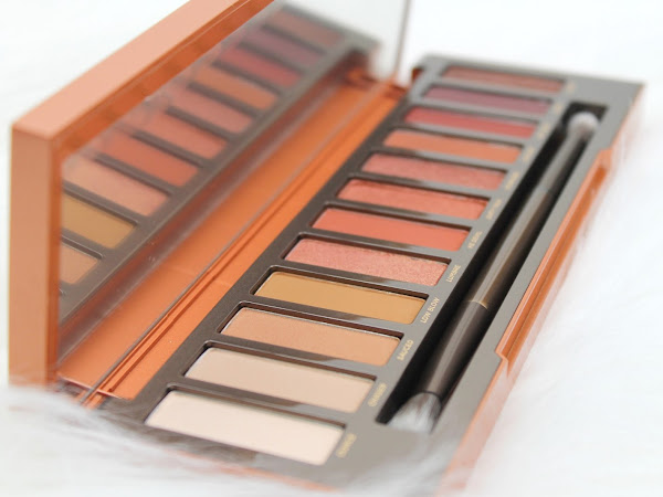 Urban Decay - Naked Heat Palette