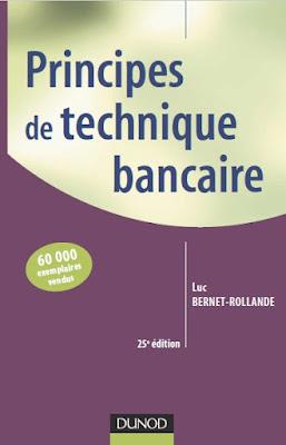 Télécharger Livre Gratuit Principes de technique bancaire pdf