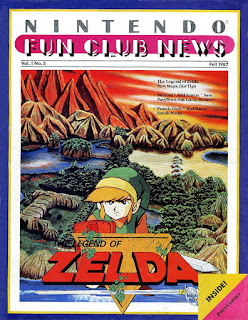 Revista Fun Club de Nintendo