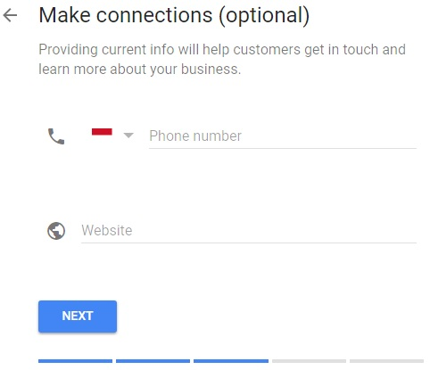 Kontak Google Bisnisku