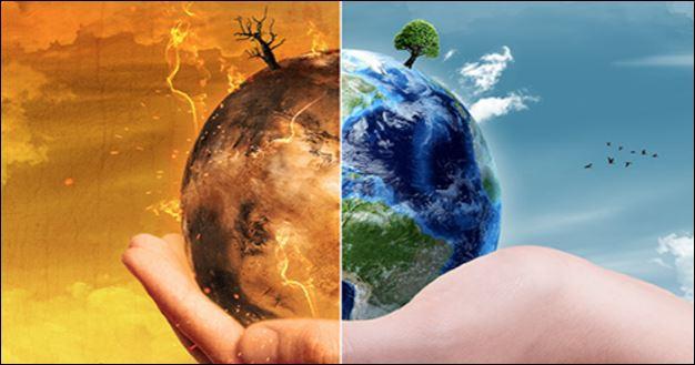 الإنسان في مواجهة التحديات البيئية