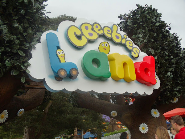 CBeebies Land at Alton Towers and kids go free