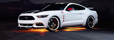Ford Introduces An Apollo Inspired, Limited Edition Mustang